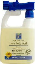 WEAVER EZ ALL BODY WASH Concentrated All-Natural Shampoo Horse Cattle Sheep 32oz