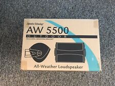 Definitive Technology AW5500  All-Weather Loudspeaker (Single) BLACK