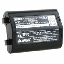 Genuine OEM Nikon EN-EL4 Battery for Nikon D2X D2Xs D2H D3 D3s D3x Cameras