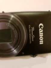 Canon Powershot Elph 350 Hs 20 mp Lens LCD Screen 12x Zoom Quality 1080p