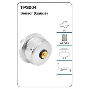 Tridon Oil Pressure Sensor TPS004 fits Toyota Corona 1.6 (ST170), 2.4, 2.4 i ...