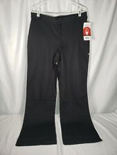 Chef Works Womens Professional Series Chef Pants Pw003 Blk Large