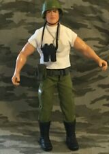 "G.I. Joe Basic Training Grunt Hall Of Fame 12"" Action Figure 1992 Graves Robert"