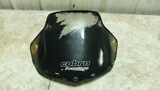 07 Skidoo Mxz 600 Blizzard Snowmobile cobra windshield wind shield screen