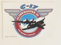 Boeing C-17 Globemaster III Sticker Decal NEW Military