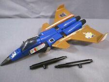 Transformers G1 DIRGE Decepticon Jet *VINTAGE* 1985 Authentic Takara