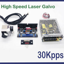 30Kpps High Speed galvo scanner for laser show lighting/RGB Laser system Scanner