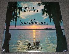 Gospel Guitar Joe Edwards~SEALED~1975 Christian Worship~Little Nashville~FAST!!!