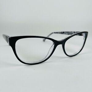 RED OR DEAD eyeglasses BLACK CAT EYE  glasses frame MOD: N/A