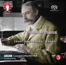 Edward Elgar: Short Orchestral Works  [SACD Hybrid Multi-channel] - CDLX7354