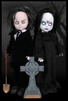 Living Dead Dolls by Mezco -- Mr Graves and Abigail Crane