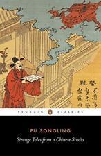 Strange Tales de A Chinois Studio (Penguin Classics) par Pu Songling Livre poche