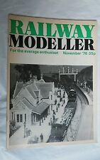 Railway Modeller Magazine no 313 Vol 27 Nov 1976.
