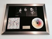 SIGNED/AUTOGRAPHED THIRTY SECONDS TO MARS - LOVE LUST FAITH + DREAMS FRAMED CD
