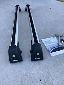 BMW Roof Rack cross bars for E91