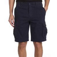 Unionbay Flex Waist Cargo Shorts for Men - Assorted Colours & Sizes