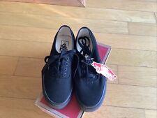 vans old skool athletic shoes size 4.5