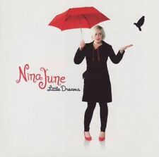 Nina June-Little Dreams-CD -