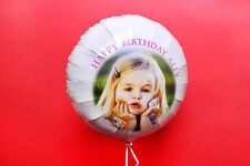 Personalised Balloons Photo Balloons Party & Wedding Balloons Foil Balloons