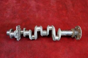 Lycoming Crankshaft, PN 75038