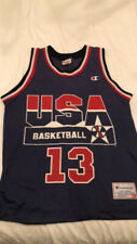 Shaquille O'Neal 13 USA basketball Dream Team NBA jersey Champion size S 36