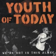 We'Re Not In This Alone - Youth Of Today (1997, CD NIEUW)