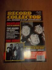 RECORD COLLECTOR MAGAZINE ~ NOVEMBER 1997 ISSUE: 219 BEATLES VERVE DOORS & MORE