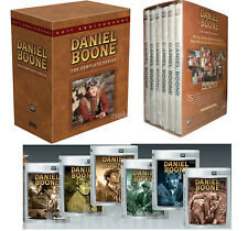 Daniel Boone: The Complete Series DVD Box Set, 36-Disc US Seller New & Sealed!