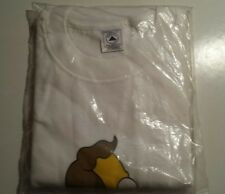 The Simpsons Homer Simpson Mmmm Mullet Mens T-Shirt Color & White Sealed New XL