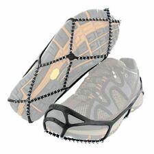 Anti-Rutsch Spikes Schuhe Schuhspikes Eiskrallen Schuhkrallen Gleitschutz 38-49