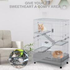 Large Cat Ferret Cage Kennel Crate Playpen Box Collapsible Home for Small Animal