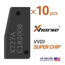 10× Xhorse Super Transponder Chip XT27A for VVDI2/ VVDI KEY TOOL MAX/ VVDI MINI