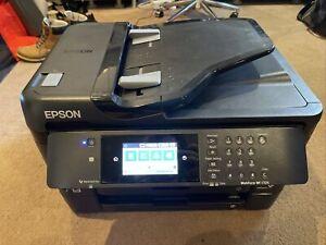 Epson WorkForce WF-7745 A3 Multifunction Printer + Ink