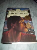 Middle Passage by Charles Johnson  1990 Signed First Edition  Very Good!