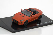 1:43 Ixo Jaguar F-Type V8-S Roadster orange-metallic