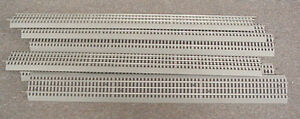 """10 Lionel Fastrack Long 30"""" Straight Track 25 feet total NEW"""