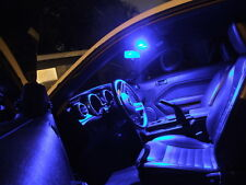 Map Lights LED Cobalt Blue Ford Mustang pair of bulbs EZ install video in ad
