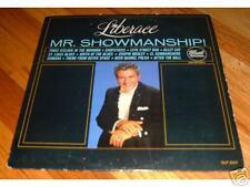 LIBERACE                        MR. SHOWMANSHIP