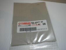 GENUINE  YAMAHA   SHIM  6G5-45577-60  OEM  NEW        (G3)
