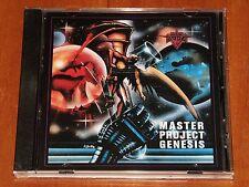 TARGET MASTER PROJECT GENESIS CD *RARE* AAARRG RECORDS 1988 SPV REPRESS New