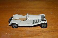 VINTAGE LESNEY MODELS OF YESTERYEAR 1928 MERCEDES BENZ DIE-CAST CAR #10