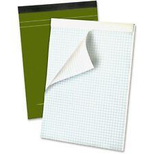 Ampad Gold Fibre Premium Quad Ruled Pad 80 Sheets 20 lb Basis Weight White 20821