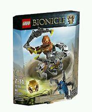 LEGO Bionicle Pohatu/70785/Master of Stone/Nuovo Con Scatola Nuovo Sigillato/POST VELOCE ✔