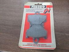 Ferodo Disc Brake Pads Yamaha 1985-1988 TT600 1982 XS400 1982-1984  RD125 FDB311
