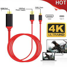 4K MHL Typ C zu HDMI AV TV Kabel Adapter für Samsung Note 10 9 8 S10 S9 S8 Plus