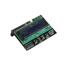 I2C IIC 1602 16x2 RGB LCD Display Shield Blue Backlight For Raspberry Pi B+/B
