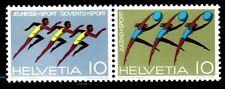 SELLOS DEPORTES SUIZA 1971 872/83 1v.