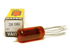 Valvo ZM1080 / ZM 1080, Ziffern-Anzeige-Röhre, Nixie Tube f. Steampunk Uhr, NOS
