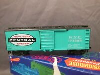 HO SCALE ROUNDHOUSE NEW YORK CENTRAL 173888 40' BOX CAR O/B