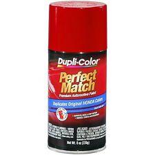 Duplicolor Bha0955 For Honda Code R81 Milano Red 8 Oz Aerosol Spray Paint